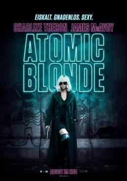 ATOMIC BLONDE (IMAX) Poster