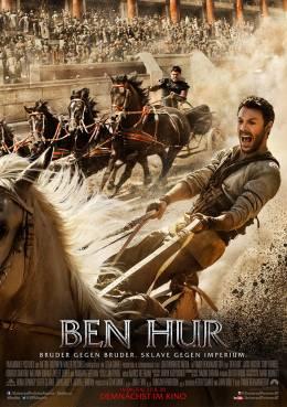 BEN HUR (3D) Poster