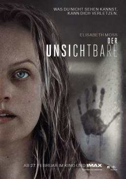 DER UNSICHTBARE Poster