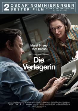 DIE VERLEGERIN Poster