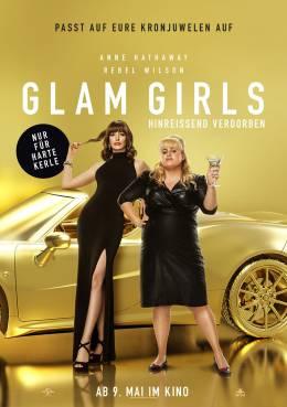 GLAM GIRLS – HINREISSEND VERDORBEN Poster