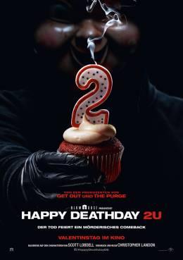 HAPPY DEATHDAY 2U Poster