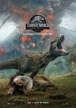 JURASSIC WORLD: DAS GEFALLENE KÖNIGREICH (3D) (IMAX) Poster