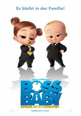 BOSS BABY – ES BLEIBT IN DER FAMILIE Poster