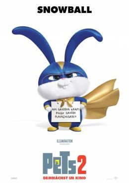 PETS 2 (3D) Poster